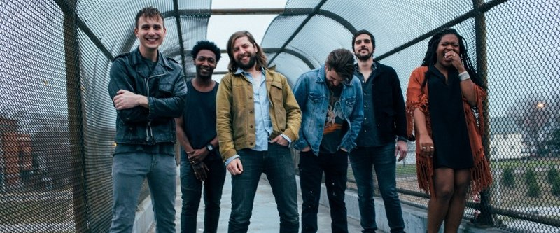 Die Band Welshly Arms