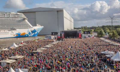 NDR2 Papenburg Festival am 05. September 2015