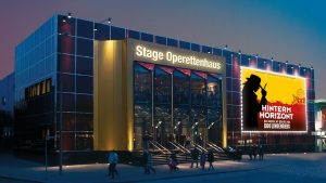 Stage Operettenhaus © Stage Entertainment