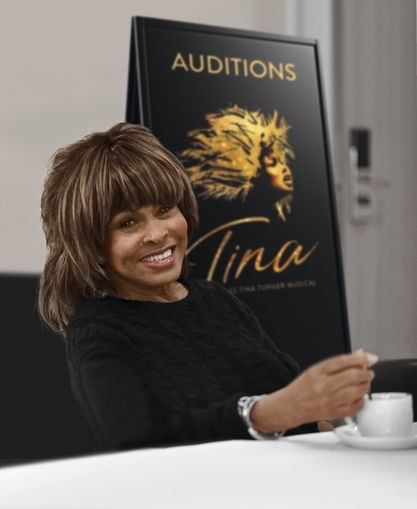 Tina Turner Auditions