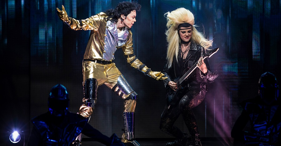 Showbild aus BEAT IT! Das Musical über den King of Pop!