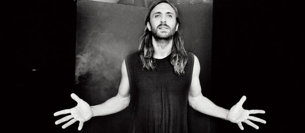 Star DJ David Guetta