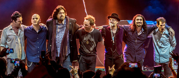 The Alan Parsons Project live auf Greatest Hits Tour 2017