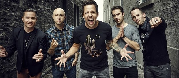 Simple Plan geht auf 15th Anniversary-Tour