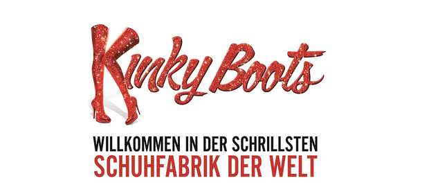 Keyvisual des Erfolgsmuscials Kinky Boots