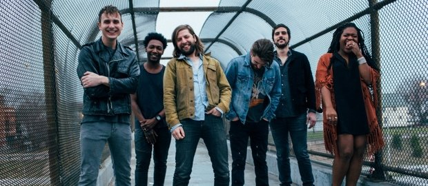 Welshly Arms beim NDR 2 Soundcheck Festival 2017 in Göttingen