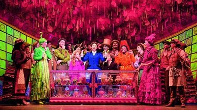 Mary Poppins Das Musical in Hamburg