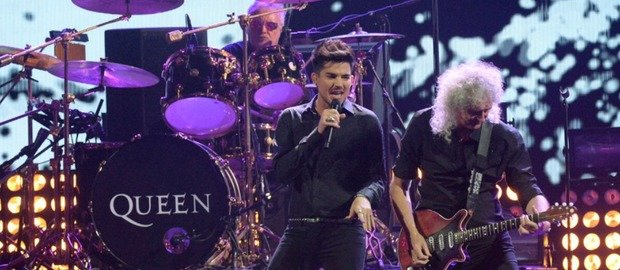 Rock-Legende Queen geht auf Europa-Tour