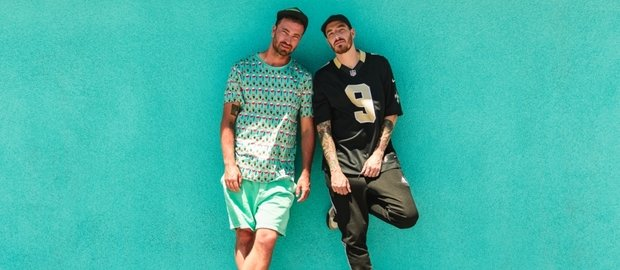 Marteria & Casper gehen auf Champion Sound Open Air Tour