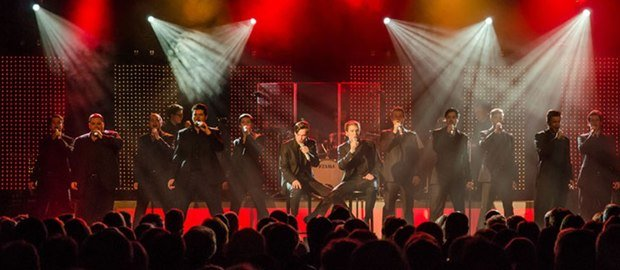The 12 Tenors live on Tour