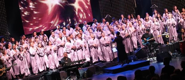 The 100 Voices Of Gospel feiert Deutschlandpremiere
