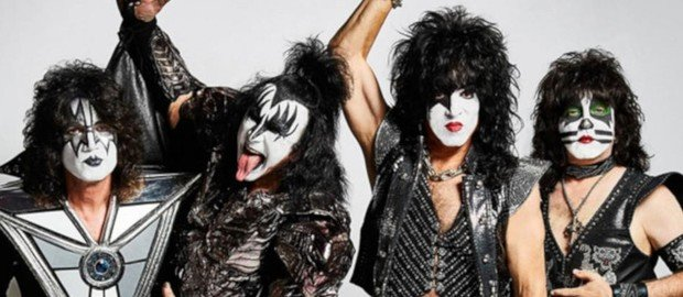 KISS gehen auf End Of The Road Abschiedstournee