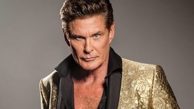 David Hasselhoff Freedem! The Journey Continues Tour